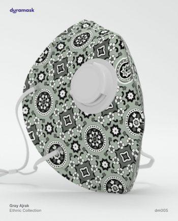 Duramask-DM005-Ethnic-KN95-Designer-Mask-with-Valve-No-Logo