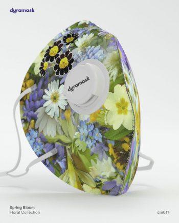 Duramask-DM011-Spring-Bloom-KN95-Designer-Mask-with-Valve