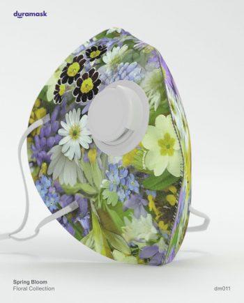 Duramask-DM011-Spring-Bloom-KN95-Designer-Mask-with-Valve-No-Logo