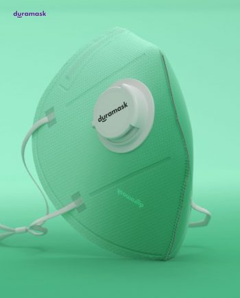 Duramask-DM019-Eden-KN95-Designer-Mask-with-Valve-Texture