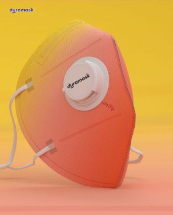 Duramask-DM021-Sunset-KN95-Designer-Mask-with-Valve-Texture