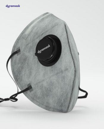 Duramask-DM026-Ultimate-Ggay-KN95-Designer-Mask-with-Valve