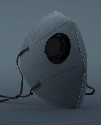 Duramask-DM024-Eternal-KN95-Designer-Mask-with-Valve-Texture-No-Logo
