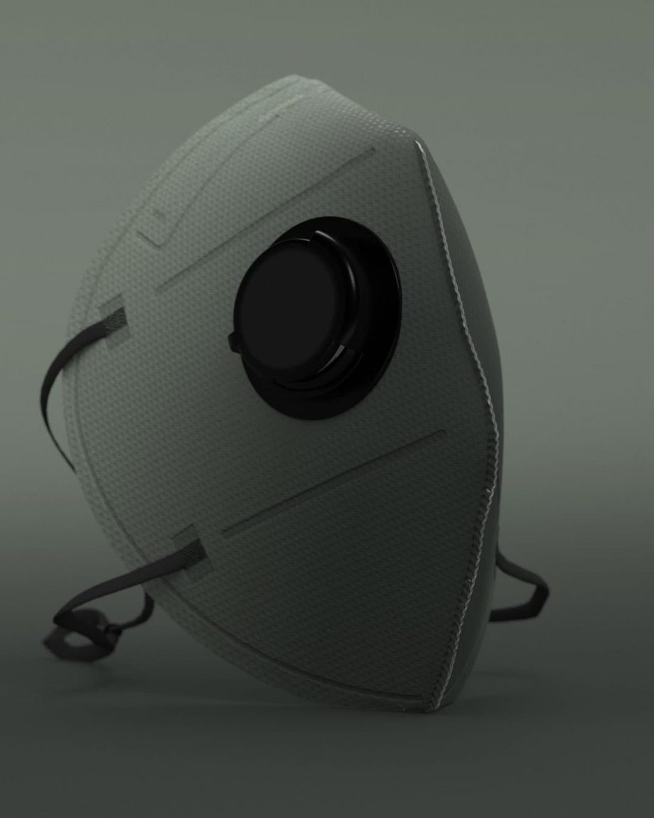 Duramask-DM025-LahoreSmog-KN95-Designer-Mask-with-Valve-Texture-No-Logo