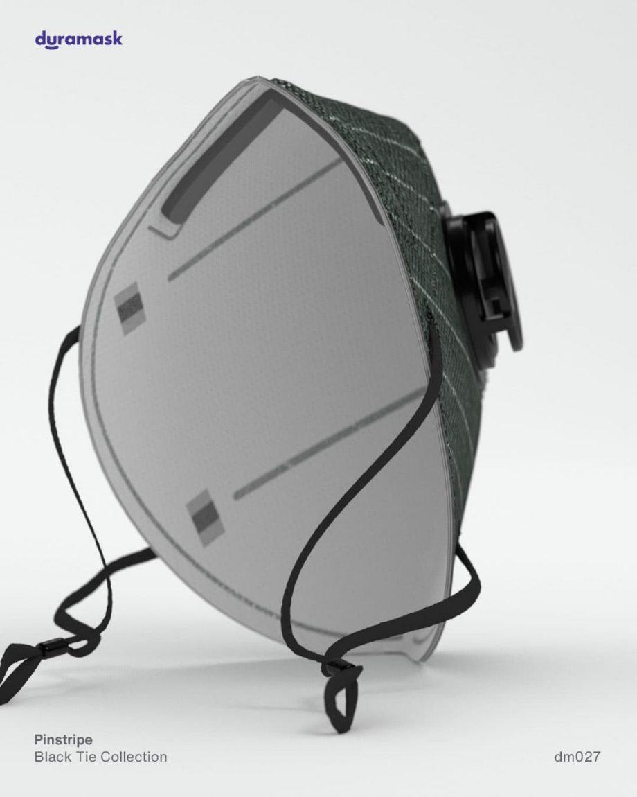 Duramask-DM027-Pinstripe-KN95-Designer-Mask-with-Valve-back