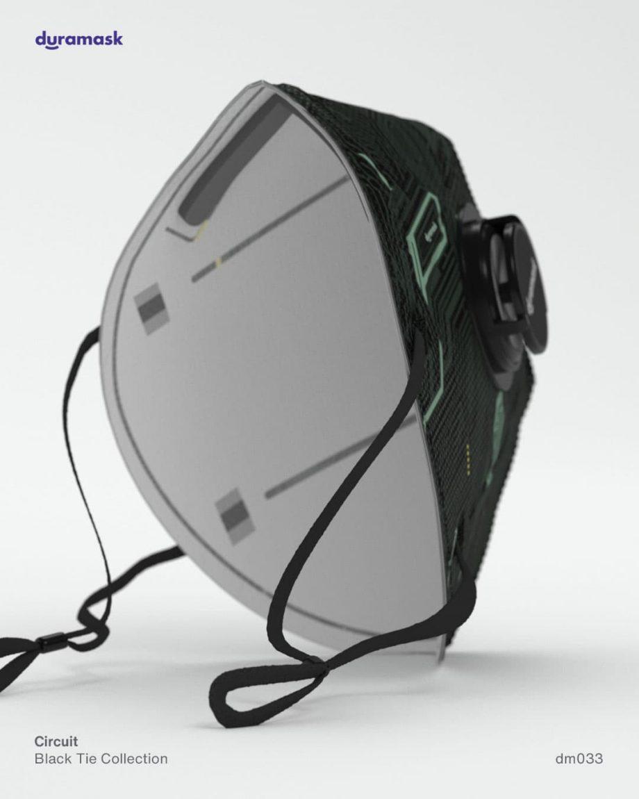 Duramask-DM033-Circuit-KN95-Designer-Mask-with-Valve-back