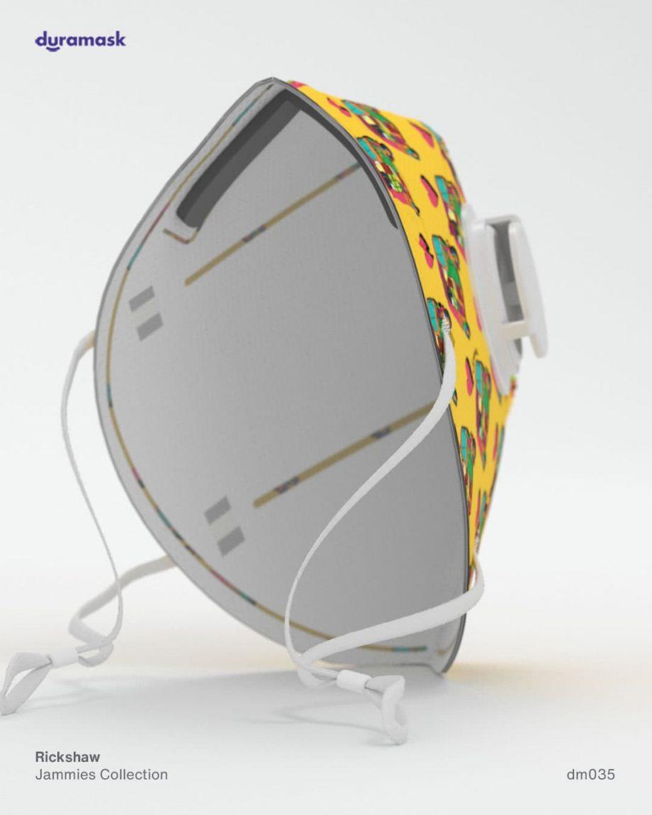 Duramask-DM035-Rickshaw-KN95-Designer-Mask-with-Valve-back